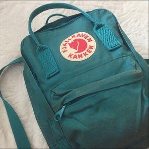 Fjall raven kanken mini backpack 🎒 100% real